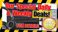 Weekly Deals & Offers
