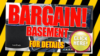 Bargain Basement Offers