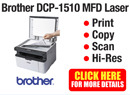 Brother DCP 1510MF