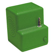 Buy Mi iPod shuffle speaker green at Morgan Computers