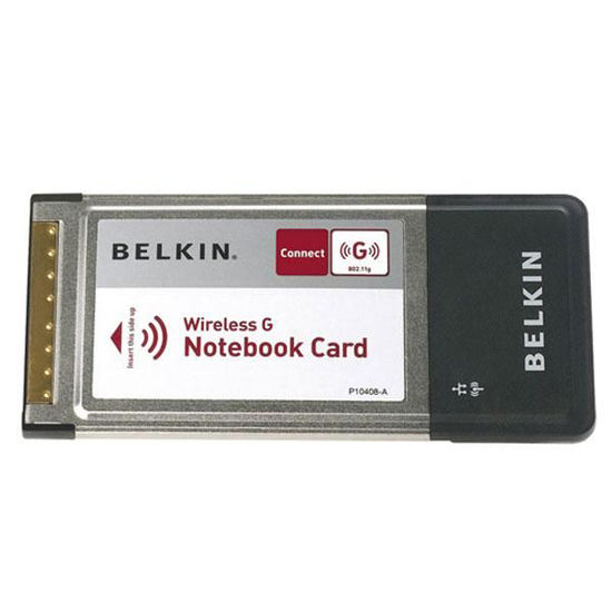 Belkin Wireless PCMCIA Card Drivers Download - Update Belkin Software