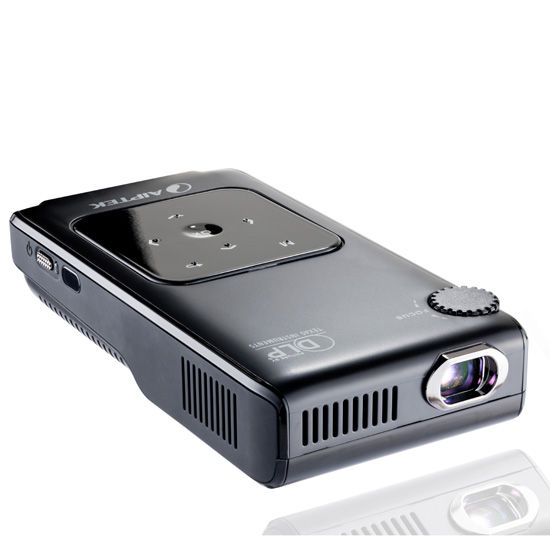 Buy aiptek pocketcinema v50 pico pocket projector at for Where to buy pocket projector