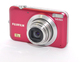 Fuji Finepix JX530 Digital Camera Red 14MP 5x Optical Zoom 2.7