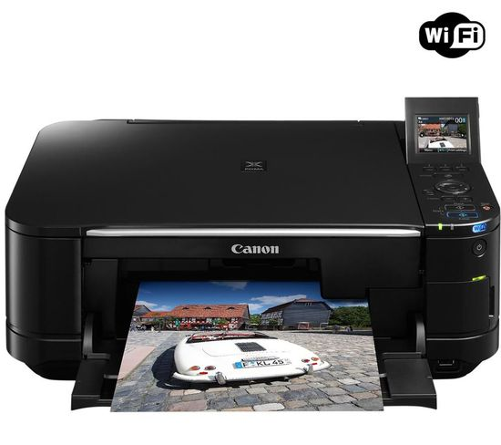 Buy Canon Pixma Mg5350 Printer Deal With 3 Sets Of Ijt