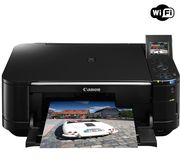 Canon Pixma MG5350 Printer Deal with 3 Sets of IJT Inkjets
