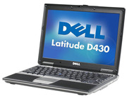 Dell Latitude D430 2GB 60GB XP Pro Laptop Notebook