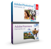 Adobe Photoshop Elements 10 & Adobe Premier Elements 10