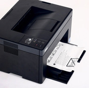 Dell 1250C Colour Laser Printer + 2 sets of IJT Branded Toners