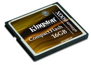 Kingston 16gb Ultimate 600x Compact Flash