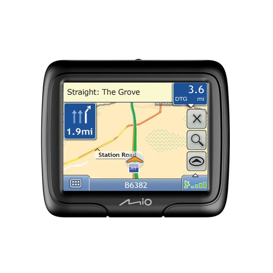 buy navman mio moov m30 3 5 gps satnav with uk ireland maps at morgan computers. Black Bedroom Furniture Sets. Home Design Ideas