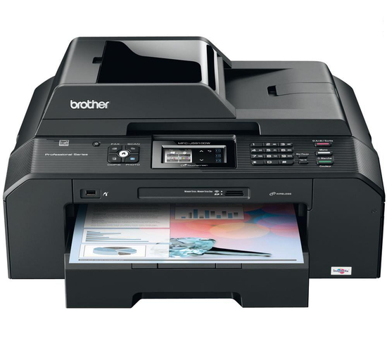 Buy Brother Mfc J5910dw A3 Wireless Network Ready Colour
