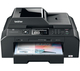 Brother MFC J5910DW A3 Wireless Network Ready Colour Printer with 6 sets of IJT Inkjets