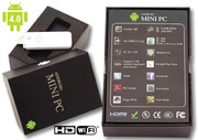Somertek HTPC-A10 Android 4.0 Internet TV, Movie & Media Centre with WiFi,HDMi & USB Support