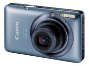 Canon Digital IXUS 120 IS Digital Camera - Blue (12.1 Megapixel, 4x Optical Zoom) 2.7 inch LCD