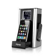 iHome iP39 Kitchen / Bedroom & Office iPod / iPhone Speaker system Alarm & FM Tuner