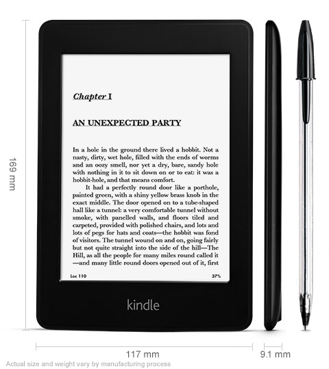 Buy Amazon Kindle Paperwhite E Reader Wifi 6 Quot High