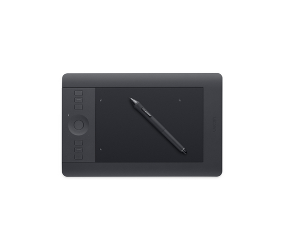 Buy Wacom Intuos Pro Small Pth 451 Enes Graphics Tablet At