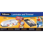 Fellowes Mars A4 Craft Pack Laminator & Trimmer