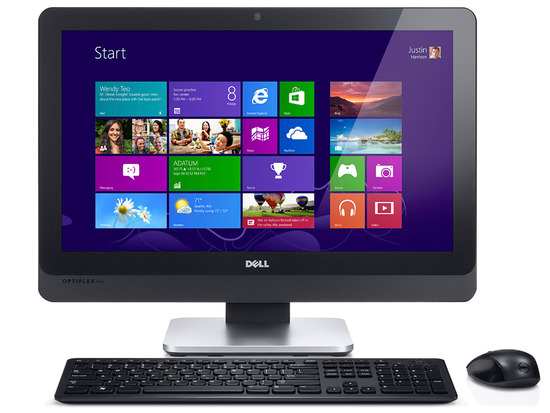 Buy Dell Optiplex 9010 23 Quot Hd Screen Quad Core I5 2 8ghz All In One 8gb 500gb Hdd Windows 7 Not