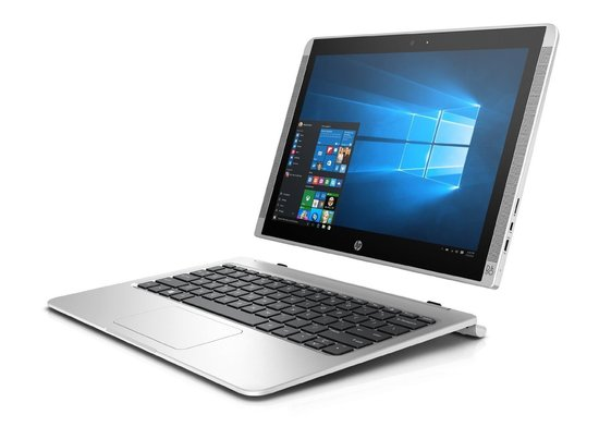 HP Pavilion Windows 10 X2 10 1 Touch Screen Quad Core Tablet With Keyboard 2GB RAM 32GB HDD Silver Version on dell small form factor pc