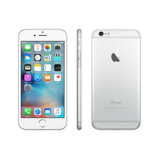 alarm com app for iphone buy apple iphone 6 16gb wi fi silver 4 7 quot unlocked at 16564