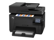 HP LaserJet Pro MFP M177FW Printer with 3 sets of IJT Toner