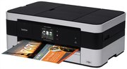 Brother MFC J4420DW A3 Wireless Network Ready Colour Printer with 6 sets of IJT Inkjets and 1 Set of Brothers