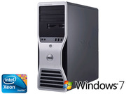 Dell Precision T3500 Xeon Hex(Six) Core 3.33GHz 16GB 1TB Power PC Tower 1GB nVidia Quadro 600 Windows 7 Pro