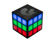 Goodmans Disco Speaker Cube LED Bluetooth Multi-Colour Light