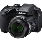 Nikon Coolpix B500 16MP 40 x Zoom Bridge Camera - Black