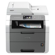 Brother DCP-9020CDW Colour Printer with 2 sets of IJT Toners & 1 Set of Brothers