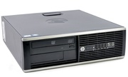 HP Elite 8300 SFF Desktop PC i5-3470 3.2Ghz Quad Core 4GB RAM 320GB DVD-ROM Windows 7 Professional