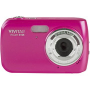 Vivitar ViviCam S126 16MP Digital Camera 4x Digital Zoom 1.8
