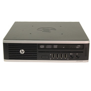 HP Elite 8300 USDT Desktop PC i5-3470S Quad Core 2.90GHz Processor 4GB RAM 250GB DVD Windows 10 Professional