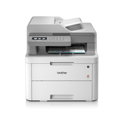 Brother DCP-L3550CDW Colour Laser Printer + 1 set of IJT Toners + 1 Set of Brother OEMS