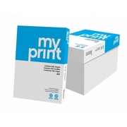 Opportunity Printing Paper MyPrint A4 Multipurpose Printer Copier 75gsm Paper - 5 x 500 Sheet Box