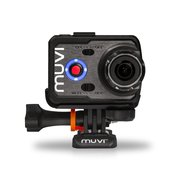 Veho MUVI K Series K1 Full HD 1080p Sports Action Cam Camera + Accessories