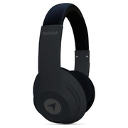 ROAM Colours On Ear Wired Headphones - Black