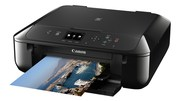 Canon Pixma MG5750 Printer + 4 sets of IJT Canon Inkjets